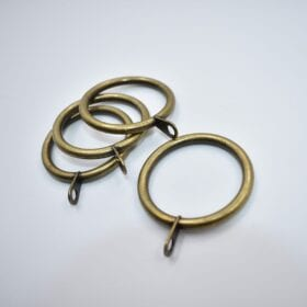 PAB130 25mm Finsh Metal Rings