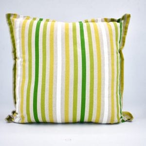 Cutags Cushion Greengage Stripe 50x50 Metro Menlyn