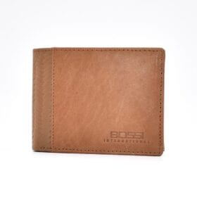 Bossi Wallet - Tweed