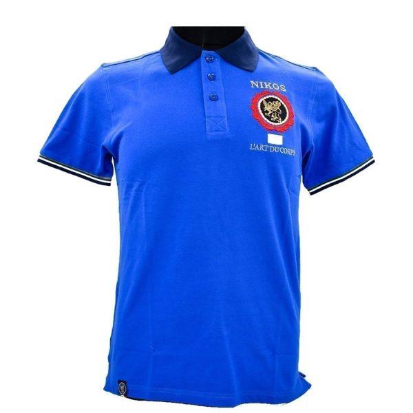 Nikos - Embro Golfer Blue Metro Menlyn