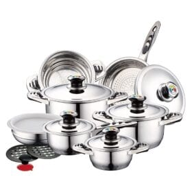 COOKWARE SET POT P719 ZEPTER RVT2019