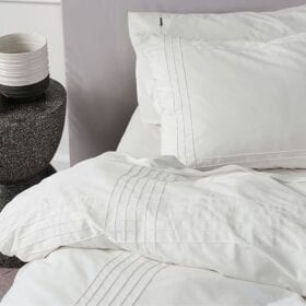 DUVET COVER SET - MAYFAIR WH B