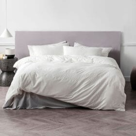 DUVET COVER SET - MAYFAIR WH A