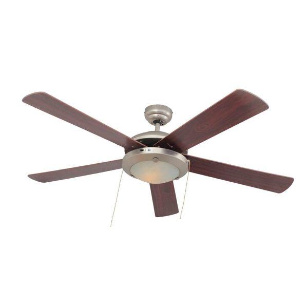 5 Blades Ceiling Fan From Eurolux