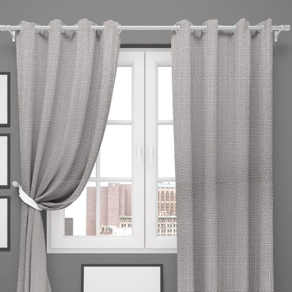 SELF LINED CURTAIN 3 PASS BLOCKOUT